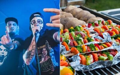 POJĎ VEN: Sodoma Gomora ve Stormu, koncert proti rasismu, vegan grilování nebo elektro na střeše hotelu President