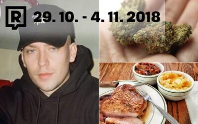 POJĎ VEN: V Praze můžeš tento týden zažít Ameriku, festival marihuany, křest Maniakova alba, světový den veganů, ale i Vepřobraní