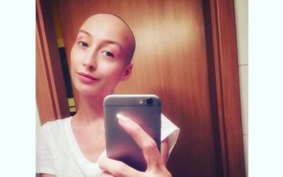 Pojišťovna jí nechtěla proplatit léčbu rakoviny, složili se na ni lidé. 33letá Katka v neděli zemřela