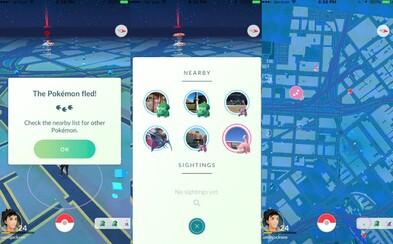Pokémon GO zásadně změní systém, jakým nacházíme Pokémony. Co vše hráče čeká?