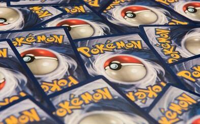 Pokémon mánia: Hodnoty kartičiek stúpajú a trend sa pomaly dostáva aj na Slovensko