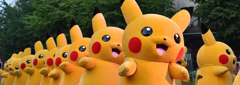 Pokémoni populárnější než olympiáda. Podívej se na zajímavé statistiky týkající se aplikace
