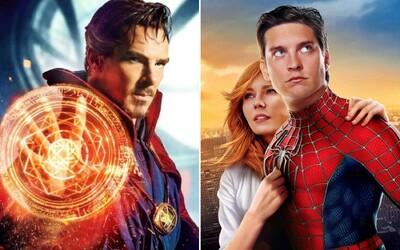 Pokračování Doctora Strange definitivně natočí režisér Spider-Mana. Ukáže se v multiverzu i pavoučí muž?