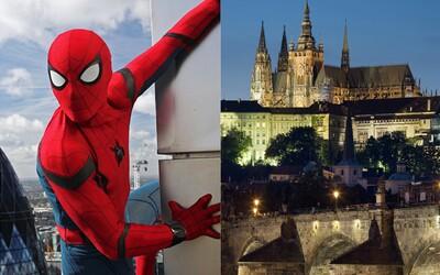 Pokračování Spider-Mana se bude natáčet i v Praze! Kdy budete moci potkat Tomma Hollanda a další marvelácké hvězdy?