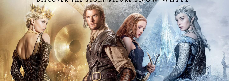Pokračovanie fantasy Huntsman alebo vynikajúce obsadený silný príbeh s nedotiahnutým vizuálom (Recenzia)