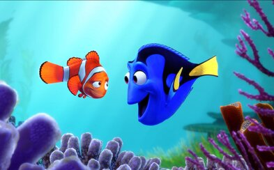 Pokračování Hledá se Nemo se ztracenou Dory ukazuje nádherný oceán v debutovém traileru