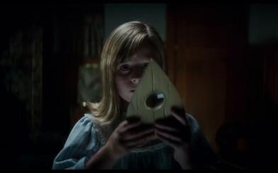 Pokračovanie hororu Ouija sa stáva desivejším a naháňa zimomriavky vo svojom druhom traileri