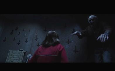 Pokračování hororu V zajetí démonů ti ukáže, proč se bát tmy, i když jsi dospělý. Nový trailer nahání husí kůži