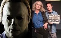 Pokračovanie kultového hororu Halloween, za ktorým stojí John Carpenter a autori Split či Get Out, sa odhaľuje na prvých fotkách z natáčania