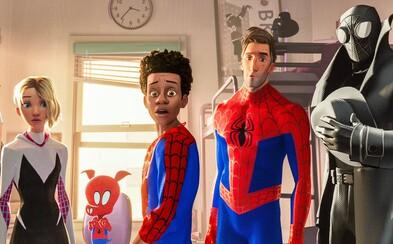 Pokračovanie Spider-Man: Into the Spider-Verse má byť úplne epické. Animácie ťa vraj posadia na zadok