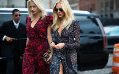 Pokračovanie výberu tých najlepších Street Style záberov z New Yorku vás dostane. Nechýba ani Candice Swanepoel