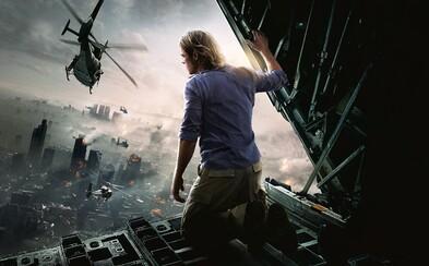 Pokračovanie World War Z má oficiálny dátum premiéry. Vráti sa Brad Pitt?