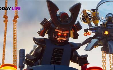 Pokračovanie zábavného Lego Movie mení režiséra a scénár. Nahliadnite aj na prvé fotky z očakávaného The Lego Ninjago