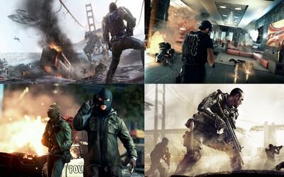 Pokročilé Call of Duty a Battlefield Hardline predstavujú zaujímavý singleplayer a hru pre viacerých hráčov