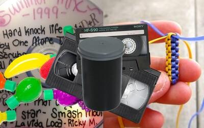 Pokud jsi nevyrůstal v 90. letech, tyto nostalgické předměty možná ani nepoznáš