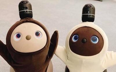 Pokud nemáš kamarády, zachrání tě robot lásky. Japonský výrobek předstírá lidské emoce