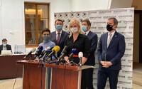 Pokud neprodloužíte nouzový stav, připravíme vyhlášení stavu nebezpečí v krajích, shodlo se pět hejtmanů a primátor Prahy