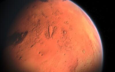 Polární záře na Marsu by mohla dát odpověď na to, proč z planety mizí veškerá voda