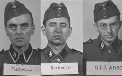 Poliaci zverejnili takmer 10-tisíc mien a fotografií dozorcov z koncentračného tábora v Osvienčime. Z ich očí srší prázdnota a zloba