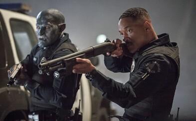 Policajné fantasy Bright z dielne Netflixu vnadí na blížiacu sa premiéru finálnym trailerom plným akcie a vtipných hlášok