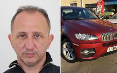 Policajt donášal mafiánom, utiekol na luxusnom BMW. Pátra po ňom celé Slovensko