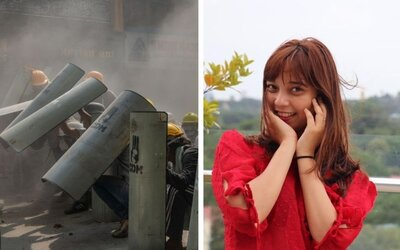 Policajti bežali tesne za mojimi rodičmi. Mohli ich zastreliť, opisuje vojenský prevrat v Mjanmarsku študentka Yoon