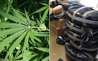 Policajti objavili v úplne nových Fordoch 180 kíl marihuany za 1 milión dolárov. Niekto ju zabudol vybrať z náhradných pneumatík