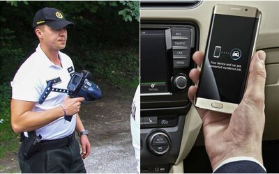 Policajti ťa s novými prístrojmi odfotia z kilometrovej diaľky. Mobil v ruke už neskryješ