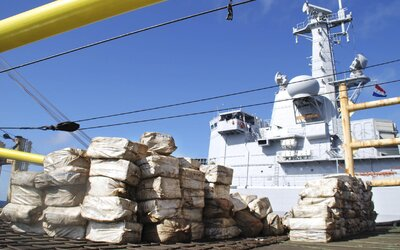 Policajti zhabali kokaín za 1 miliardu dolárov v jednom z najväčších úlovkov histórie USA