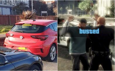 Policie chytila 11letého chlapce řídit auto. Rodiče mu to prý dovolili proto, aby přestal hrát GTA