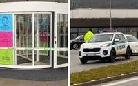 Polícia našla muža, ktorý cez týždeň nahlásil bombu v 5 nákupných centrách v Bratislave