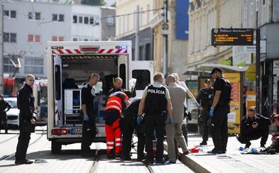 Polícia navrhuje zastaviť trestné stíhanie útočníka z Obchodnej ulice