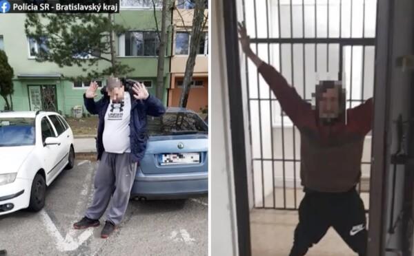 Slovenská policie chytla opilé řidiče. Jeden měl v krvi 3,67 promile alkoholu, druhý měl zákaz řídit do roku 2100