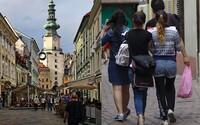 Polícia opäť varuje pred zlodejmi v centre Bratislavy. Zrejme organizovaná skupina vyčíňala v hlavnom meste aj cez víkend