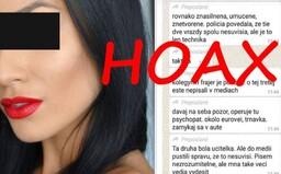 Polícia sa už zaoberá konkrétnymi Slovákmi, ktorí šíria hoaxy o vražde žien v Bratislave, zverejnila aj ich mená