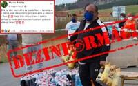Polícia upozorňuje na ďalší hoax, ktorý obviňuje Rómov, že dostali alkohol od štátu. Nie je to pravda