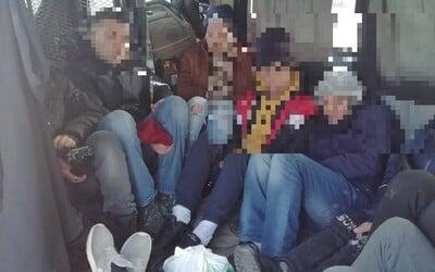 Polícia v Košiciach chytila 9 migrantov z Alžírska a Maroka