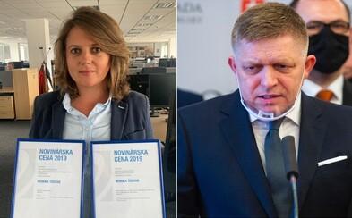 Polícia začala trestné stíhanie pre sledovanie novinárky Tódovej. Fico odmieta, že by o tom niečo vedel