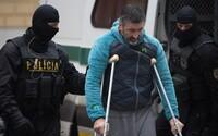 Polícia zadržala bossa takáčovcov Ľubomíra Kudličku, je obvinený z objednávky vraždy