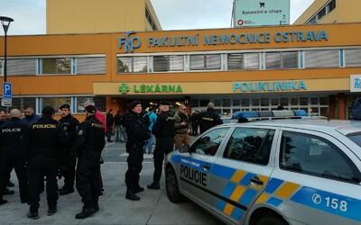 Polícia zverejnila fotku dôležitého svedka streľby v Ostrave (Aktualizované)