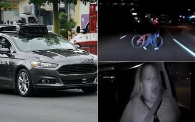 Polícia zverejnila zábery zo smrteľného nárazu autonómneho auta Uberu. Nehode by vraj nezabránil ani človek