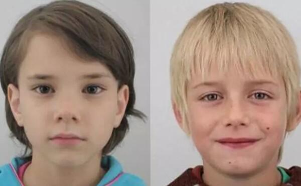 Policie vyhlásila pátrání po 11leté dívce a 9letém chlapci (Aktualizováno)