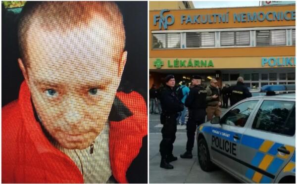 Polícia zverejnila fotku pravdepodobného útočníka, ktorý strieľal v Ostrave