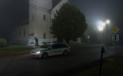 Policisté museli zastavit faráře ze Slovenska, který zval lidi na mši ve 4:00 ráno přes Facebook