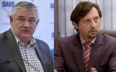 Politicko-komediálny seriál Ministri si v debutovej upútavke uťahuje z Jána Slotu a popredných slovenských politikov
