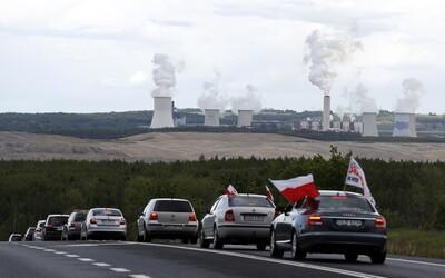 Poľsko bude platiť každý deň penále 500-tisíc eur za ťažbu uhlia. Súdny dvor EÚ schválil žalobu Českej republiky