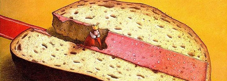 Polský umělec poukazuje na problémy společnosti trefnými ilustracemi. Člověka přímo nutí k zamyšlení