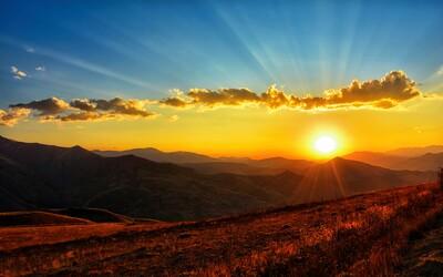 Pomer dňa a noci sa v jednotlivých kútoch sveta značne odlišuje. Na nórskych Špicbergoch trvá polárny deň 128 dní