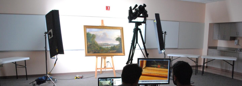 Pomocou Googlu si odteraz môžete poprehliadať rôzne svetové maľby na najvyšších možných detailoch