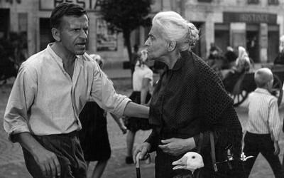 Pomôž zachrániť jediný slovenský oscarový film a staň sa navždy súčasťou našej kinematografie